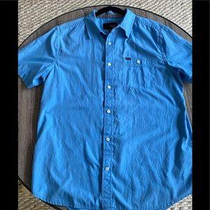 Men's Hurley button down size Medium